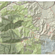 Wasatch Canyons Recreation Map