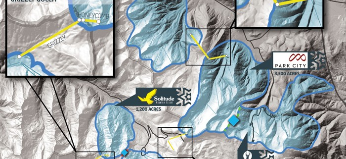 ONE Wasatch Map Overhead
