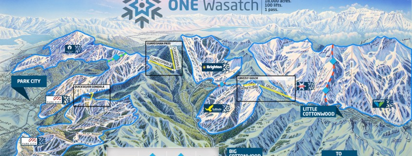 ONE Wasatch_ Illustration Map