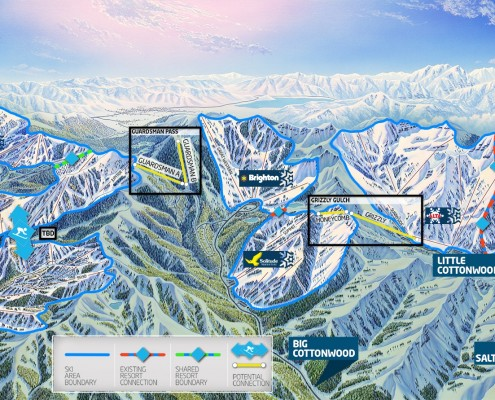 ONE Wasatch Map